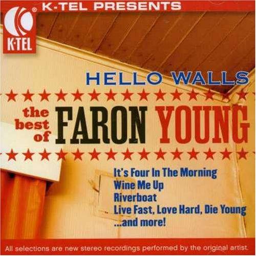 Faron Young Hello Walls cover art