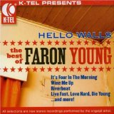 Faron Young Hello Walls cover art