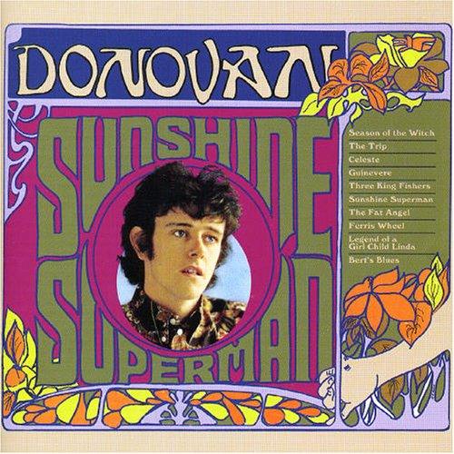 Donovan Sunshine Superman cover art