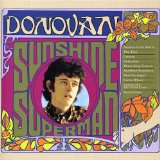 Donovan Sunshine Superman cover art