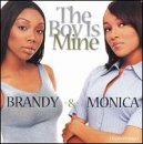 Brandy & Monica The Boy Is Mine cover art