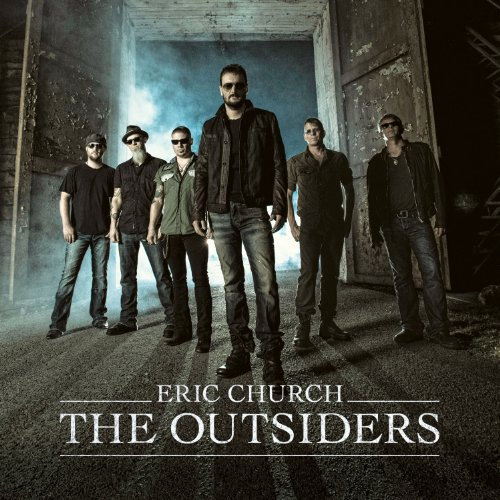 Eric Church The Outsiders cover art