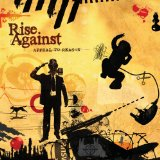 Rise Against Hero Of War l'art de couverture