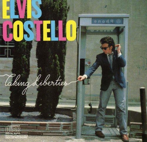 Elvis Costello Talking In The Dark cover art