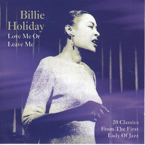 Billie Holiday All Of Me cover art