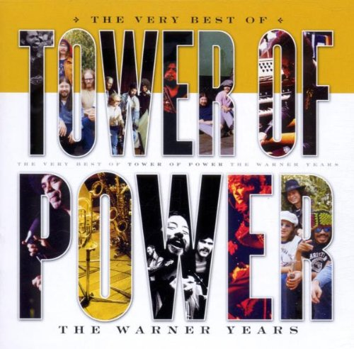 Tower Of Power So Very Hard To Go cover art