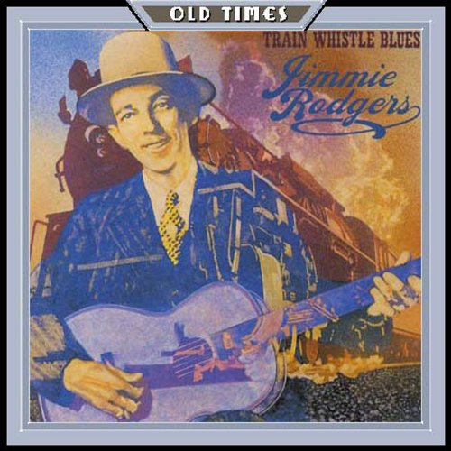 Jimmie Rodgers Any Old Time cover art