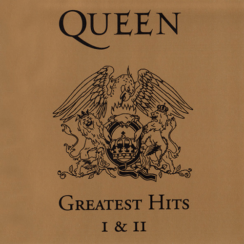 Queen We Are The Champions cover art