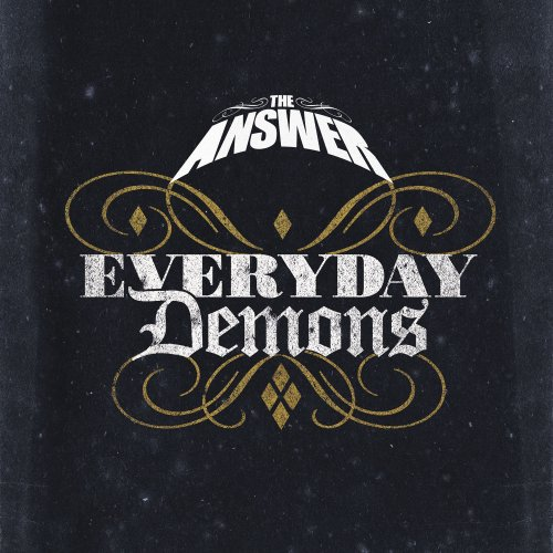 The Answer Demon Eyes cover art