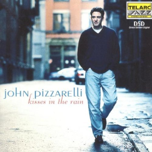 John Pizzarelli Kisses In The Rain cover art