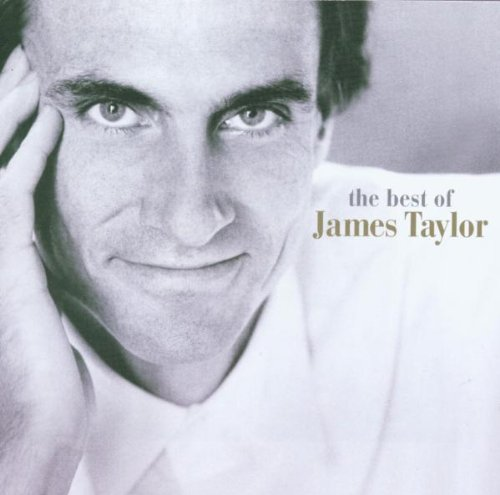 James Taylor Something In The Way She Moves cover art