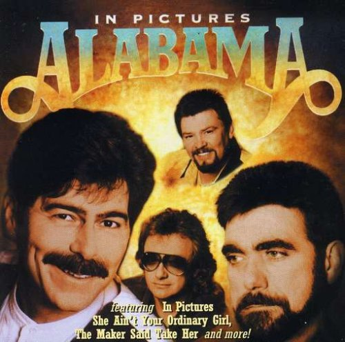 Alabama In Pictures cover art