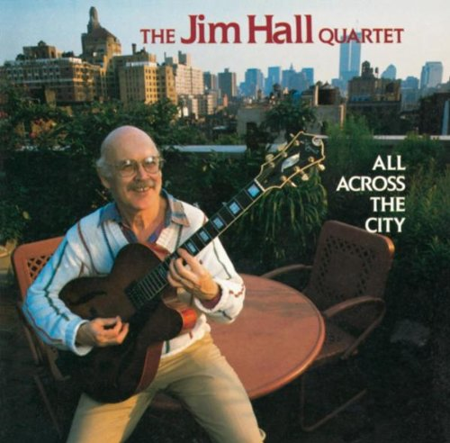 Jim Hall Prelude To A Kiss cover art