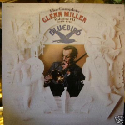 Glenn Miller Cinderella (Stay In My Arms) cover art