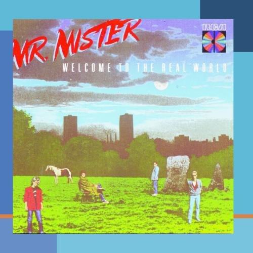 Mr. Mister Broken Wings cover art