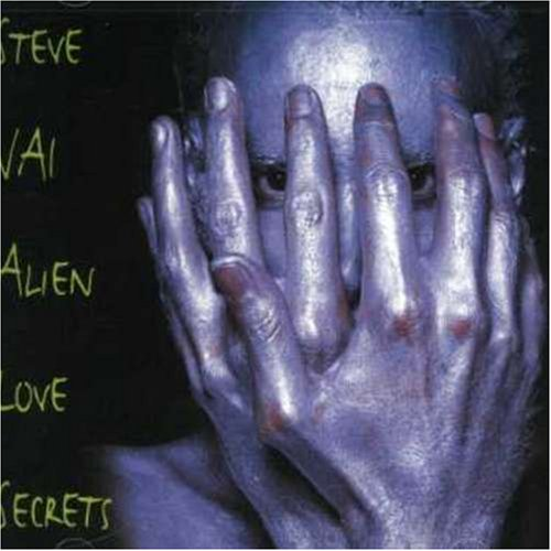 Steve Vai Tender Surrender cover art
