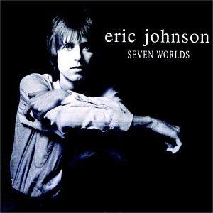 Eric Johnson Emerald Eyes cover art