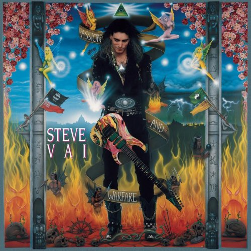 Steve Vai Answers cover art
