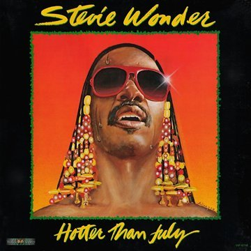 Stevie Wonder Happy Birthday cover art