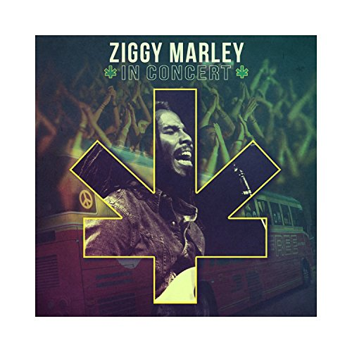 Ziggy Marley Conscious Party cover art