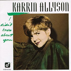 Karrin Allyson It Might As Well Be Spring cover art