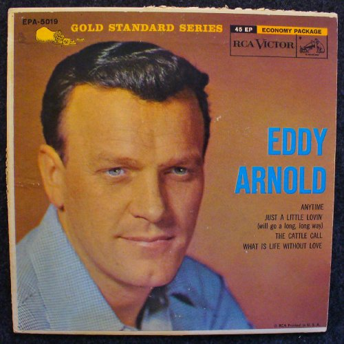 Eddy Arnold Bouquet Of Roses cover art