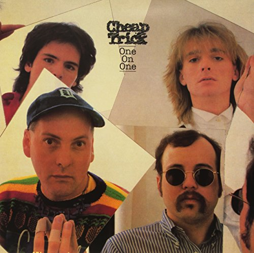 Cheap Trick She's Tight cover art