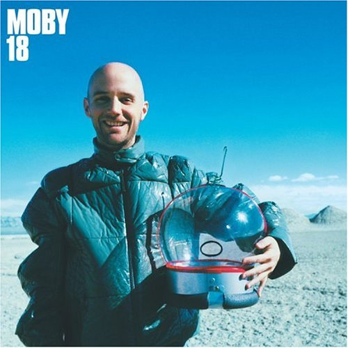 Moby We Are All Made Of Stars cover art