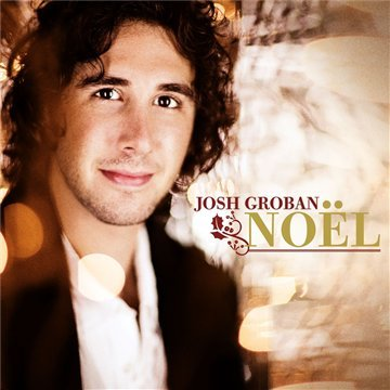Josh Groban Thankful cover art