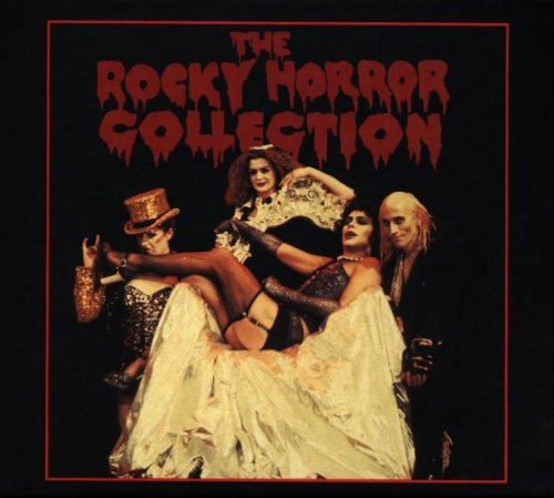 Richard O'Brien Once In A While (from The Rocky Horror Picture Show) cover art