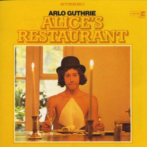 Arlo Guthrie Alice's Restaurant cover art