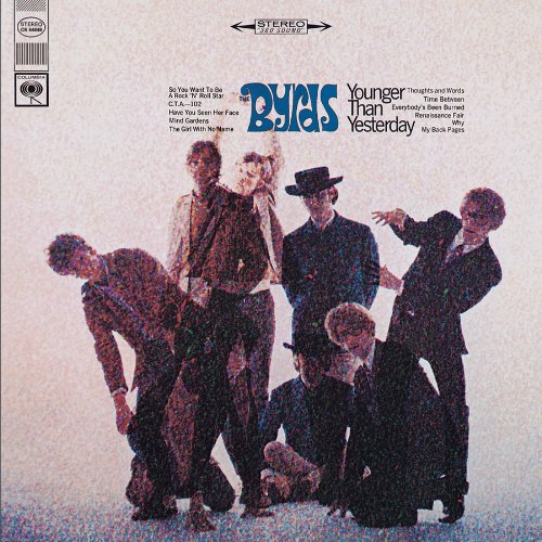 The Byrds Why cover art