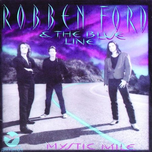 Robben Ford Busted Up cover art