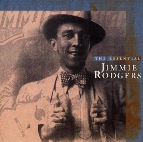 Jimmie Rodgers Honeycomb cover art