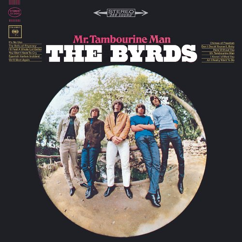 The Byrds I'll Feel A Whole Lot Better cover art