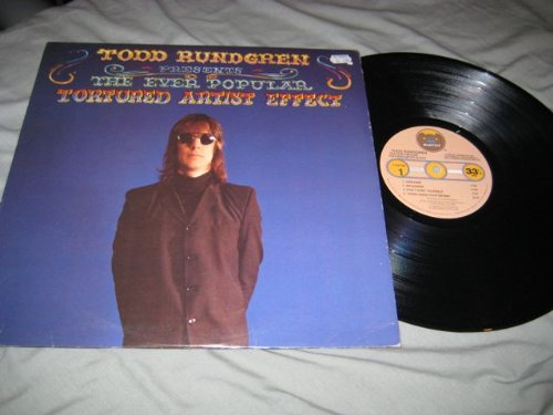 Todd Rundgren Bang The Drum All Day cover art