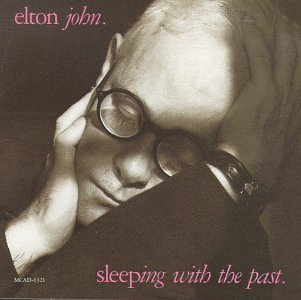 Elton John Sacrifice cover art