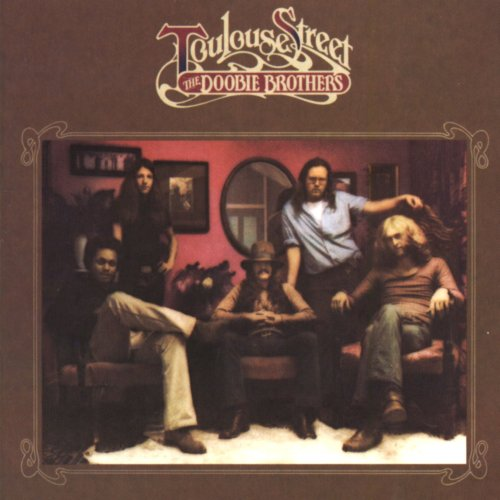The Doobie Brothers Rockin' Down The Highway cover art