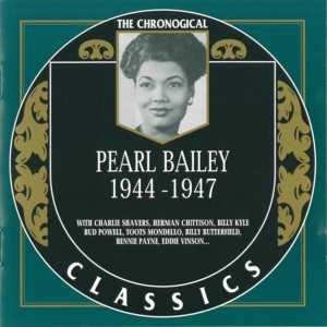 Pearl Bailey Row, Row, Row cover art