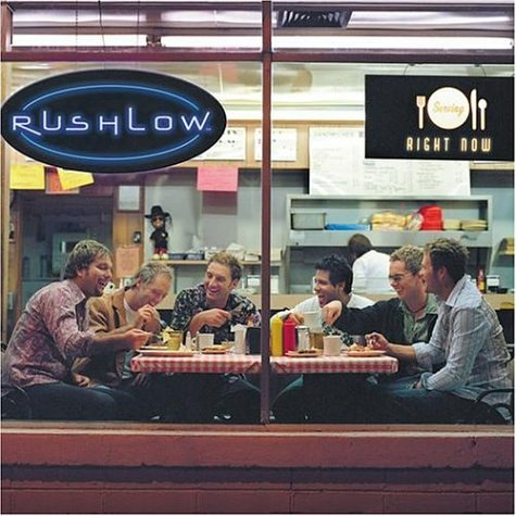 Rushlow I Can't Be Your Friend cover art