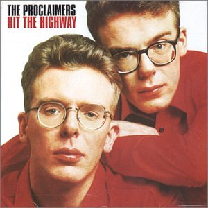 The Proclaimers What Makes You Cry cover art