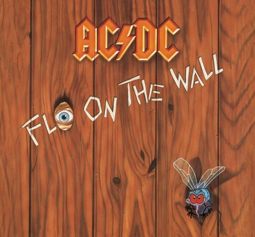 AC/DC Fly On The Wall cover art