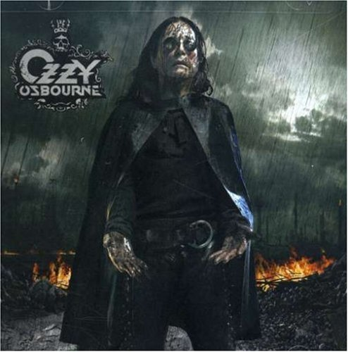 Ozzy Osbourne Not Going Away cover art