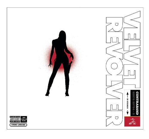 Velvet Revolver Dirty Little Thing cover art