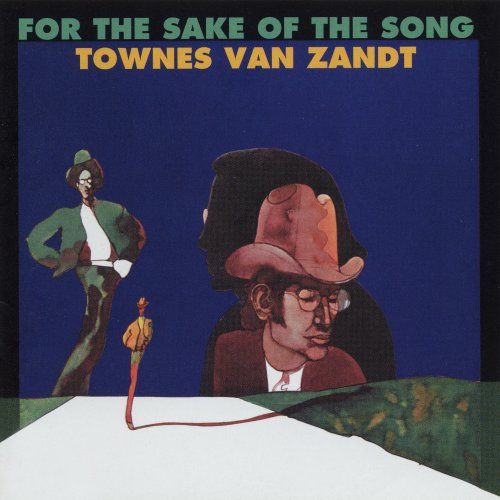 Townes Van Zandt For The Sake Of The Song cover art
