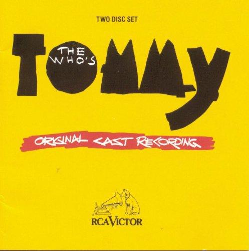 The Who Twenty One cover art