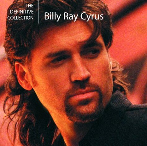 Billy Ray Cyrus Achy Breaky Heart (Don't Tell My Heart) cover art