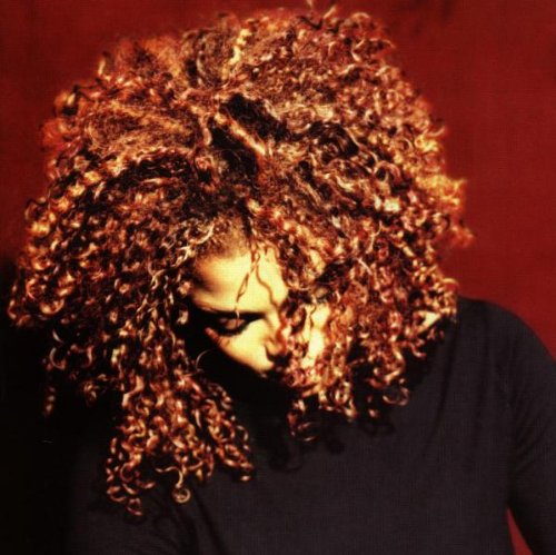 Janet Jackson Tonight's The Night (Gonna Be Alright) cover art