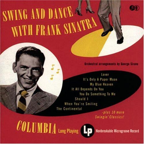 Frank Sinatra I've Got A Crush On You cover art