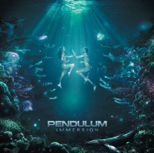 Pendulum Watercolour cover art